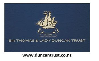2020 Sir Thomas Lady Duncan Trust Nationwide Banner