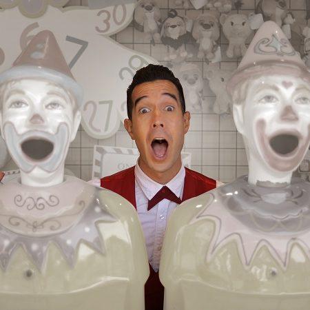 Paul Klaass-Klowns Resized